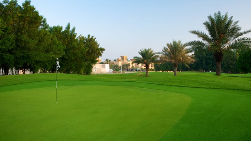 Hilton Al Hamra Beach & Golf Resort, Golf Course