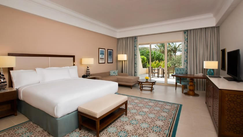 Hilton Al Hamra Beach & Golf Resort, Superior Room
