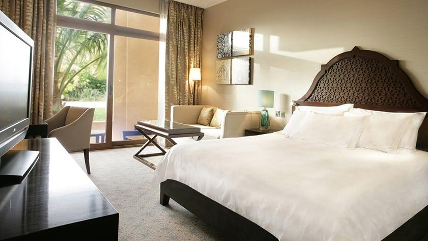 Hilton Ras Al Khaimah Resort Guest Room