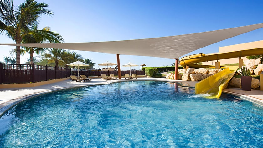 Hilton Ras Al Khaimah Resort Kids Outdoor Pool