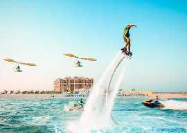 Things to Dubai