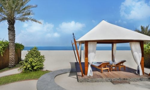 Ritz Carlton Al Hamra Beach