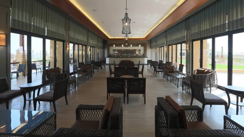 Rixos Bab Al Bahr, Cigar Bar