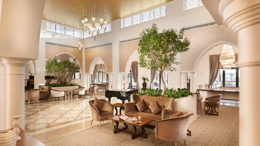 Rixos Bab Al Bahr, Lobby