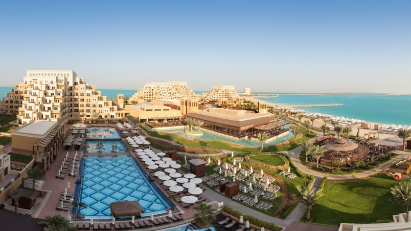 Rixos Bab Al Bahr, Resort View