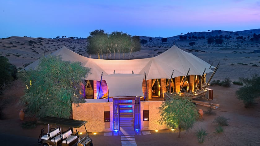 The Ritz Carlton Ras Al Khaimah, Al Wadi Desert, Al Sahari Tented Pool Villa