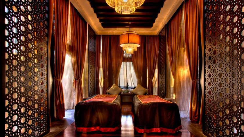 The Ritz Carlton Ras Al Khaimah, Al Wadi Desert, Spa Treatment Room