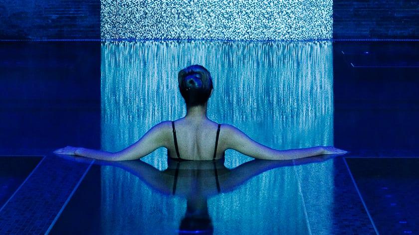 The Ritz Carlton Ras Al Khaimah, Al Wadi Desert, Vitality Pool