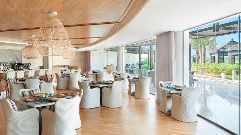 Waldorf Astoria Ras Al Khaimah, Azure