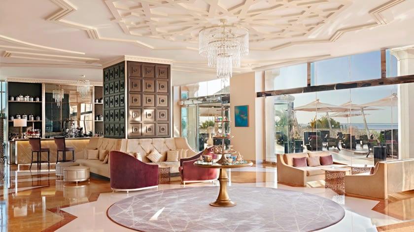 Waldorf Astoria Ras Al Khaimah, Camelia