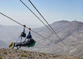 Ras Al Khaimah Zip Line