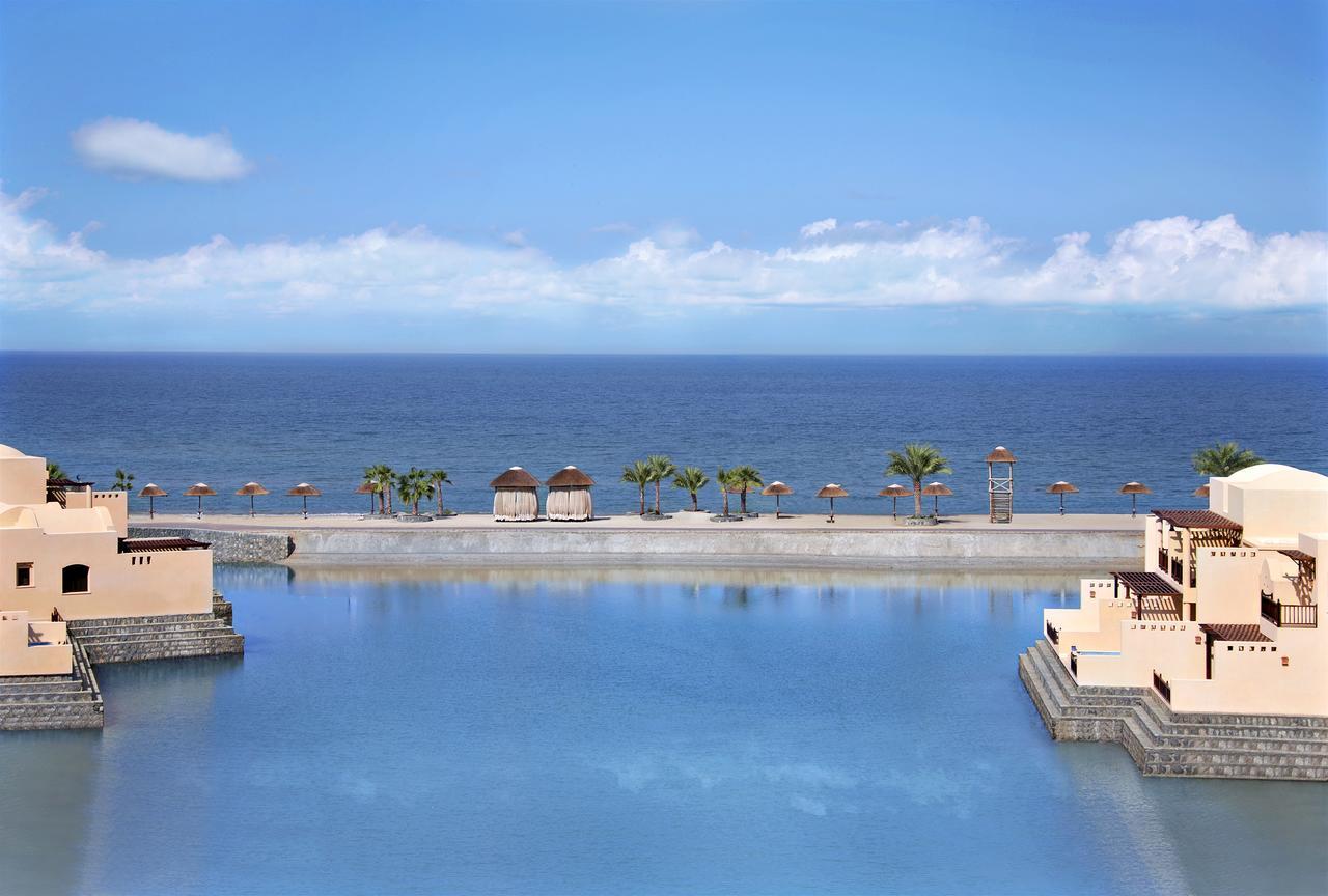 The Cove Rotana Resort View of the Sea