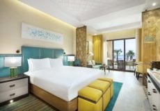 Doubletree by Hilton Resort & Spa Marjan King Bay Club sea front room with beach access